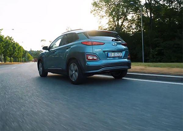 VIDEO: Hyundai KONA Electric in Nederland