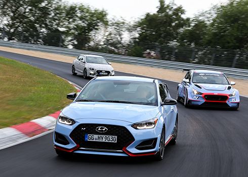 Hyundai N onthult merkfilosofie en visie