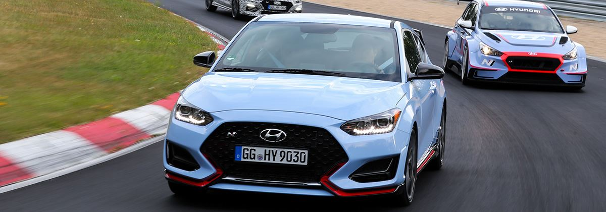 Hyundai N onthult merkfilosofie en visie