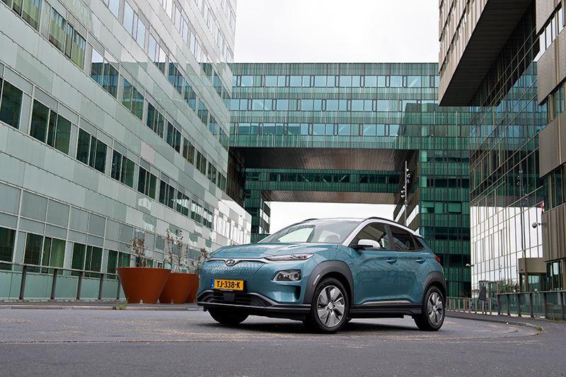 Kona Electric De Gedroomde Elektrische Auto
