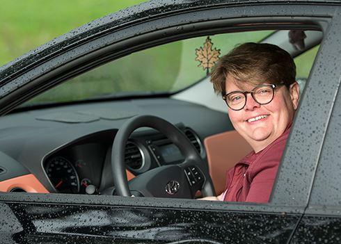 Monique van Rossem over haar i10: 'Wat een heerlijke auto!'