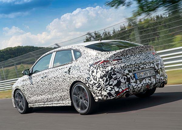 i30 Fastback N maakt werelddebuut op Autosalon van Parijs