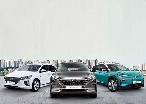 Hyundai toont groene ambities in Parijs