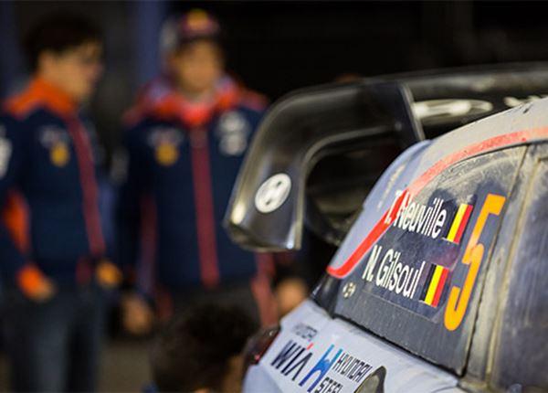 Rallyteam wacht ongemeen spannend slot van strijd om WK-titel