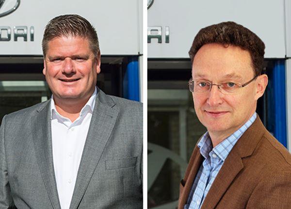 Twee ervaren managers versterken directie Hyundai Motor Nederland