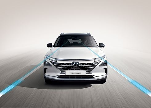 Waterstofauto Hyundai NEXO behaalt maximale score bij crashtest