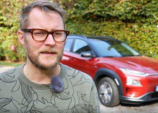 'De KONA Electric is een baanbrekende auto'