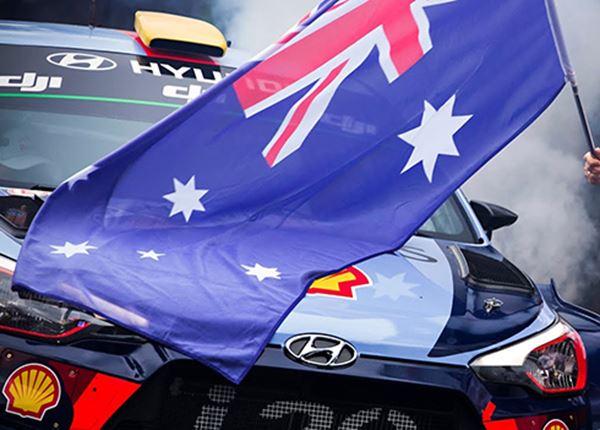 Grijpen rallyrijders de wereldtitel in Australië?