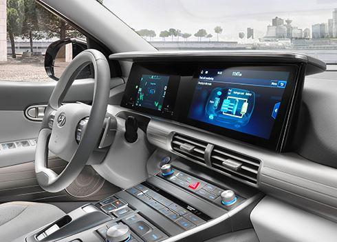 Samenwerking Hyundai met Vodafone