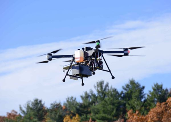 The sky is the limit – Hyundai stapt in drones