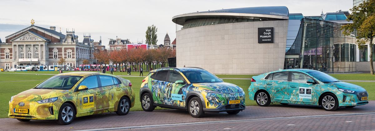 Duurzaam in de voetsporen van Van Gogh