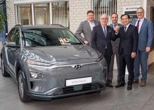 Hyundai gaat partnerschap aan met Arval