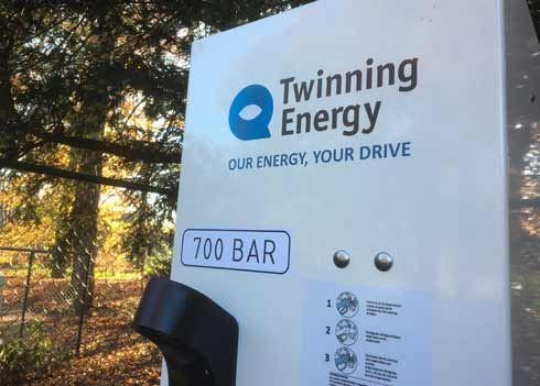Bedrijven kiezen voor eigen waterstoftankstation