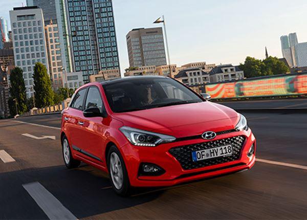 Nieuwe Hyundai i20: slim, veilig en scherp gelijnd