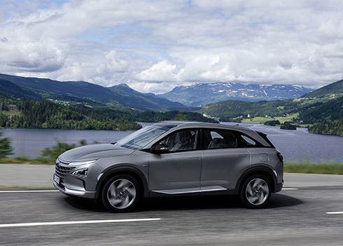 Hyundai onthult FCEV Vision 2030