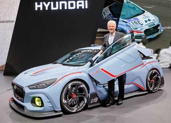Albert Biermann hoogste baas technologie-afdeling Hyundai
