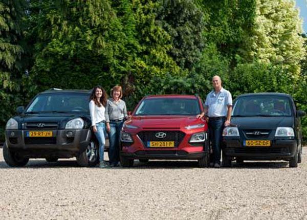'Wij zijn een echte Hyundai-familie'