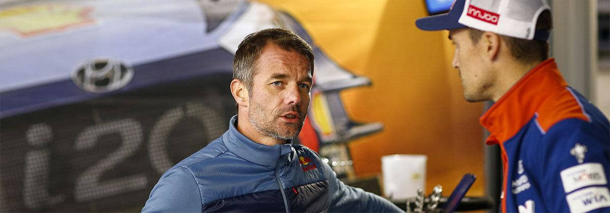 Sébastien Loeb naar rallyteam Hyundai