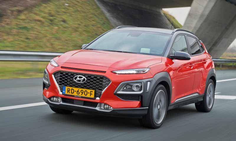 De Hyundai KONA is uitgeroepen tot Best Car of the Year 2019.