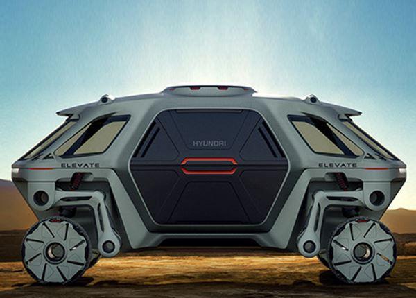 Hyundai laat bezoekers CES 2019 toekomstige mobiliteit ervaren