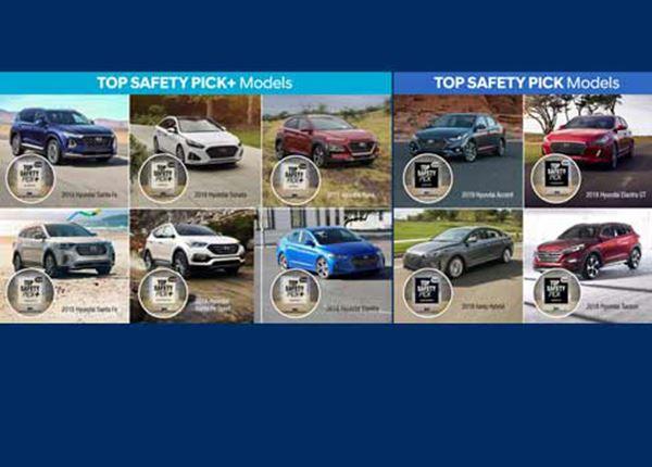 De veiligste auto's ter wereld: zit jouw favoriet ertussen?