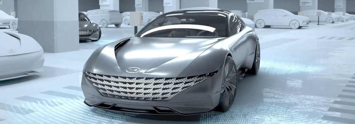 Hyundai introduceert draadloos opladen en autonoom parkeren