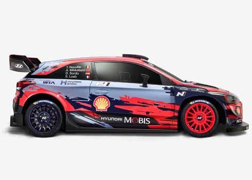 Met deze rallyauto gaan we voor de wereldtitel