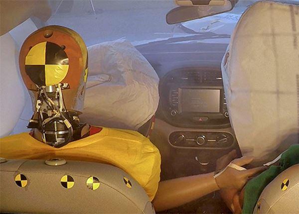 Hyundai presenteert nieuw airbagsysteem
