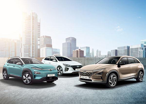 Hyundai verkocht in januari meeste elektrische auto's