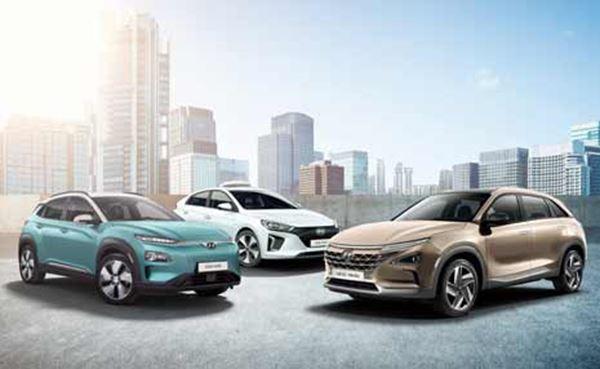 Hyundai registreert 704 elektrische auto's in januari