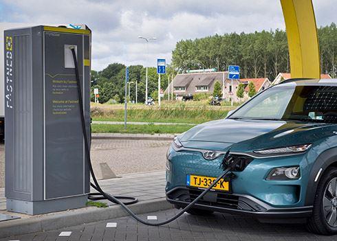 Hyundai verkoopt meeste elektrische auto's