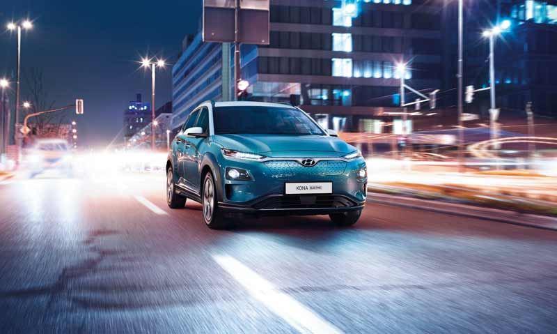 De Hyundai KONA Electric is de populairste elektrische auto van Nederland.