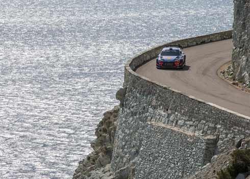 Rally van Corsica: op jacht naar de eerste overwinning
