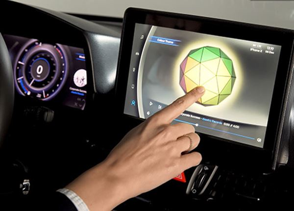 Hyundai presenteert virtuele cockpit