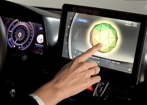 Zo ziet de cockpit van de toekomst eruit