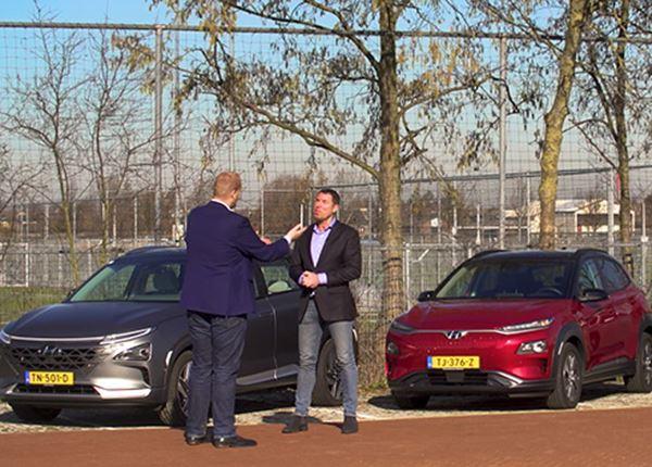 'Hyundai is op de goede weg met elektrisch rijden'