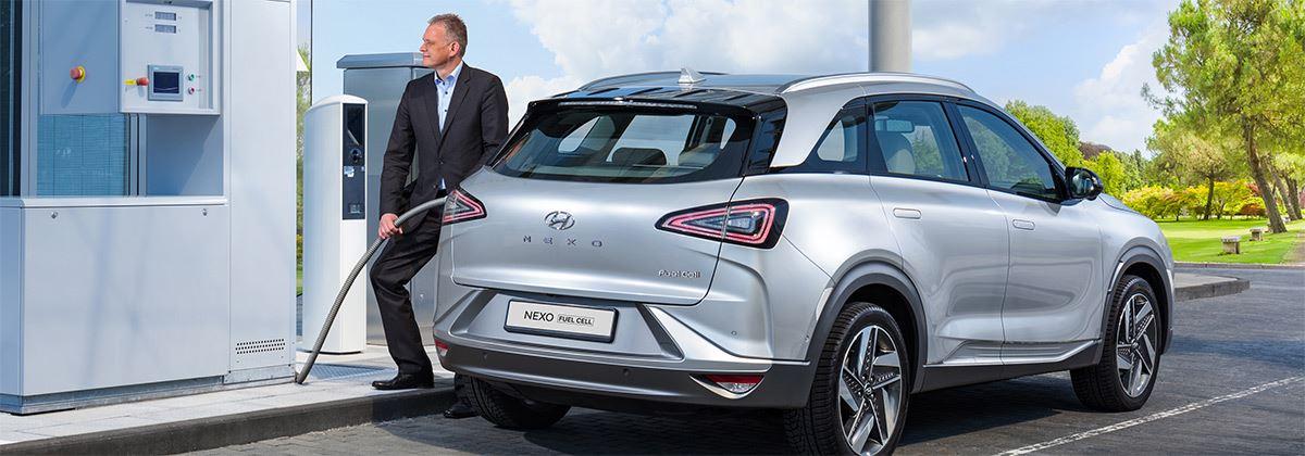 Hyundai en H2 Energy starten joint venture