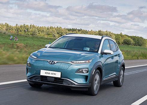 Hyundai presenteert verbeterde KONA Electric