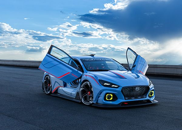 De elektrische sportauto komt eraan!