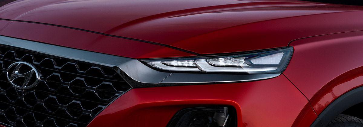 Hyundai Santa Fe helemaal vernieuwd