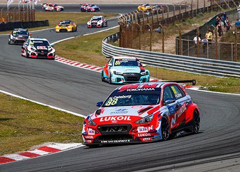 VIDEO: volop spektakel tijdens Racedagen op Circuit Zandvoort