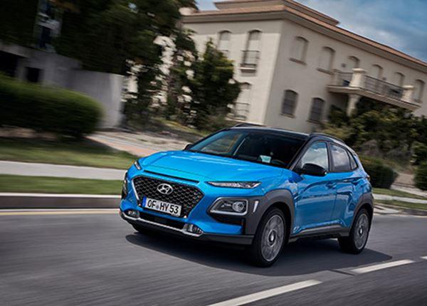 Hyundai presenteert nieuwe KONA Hybrid