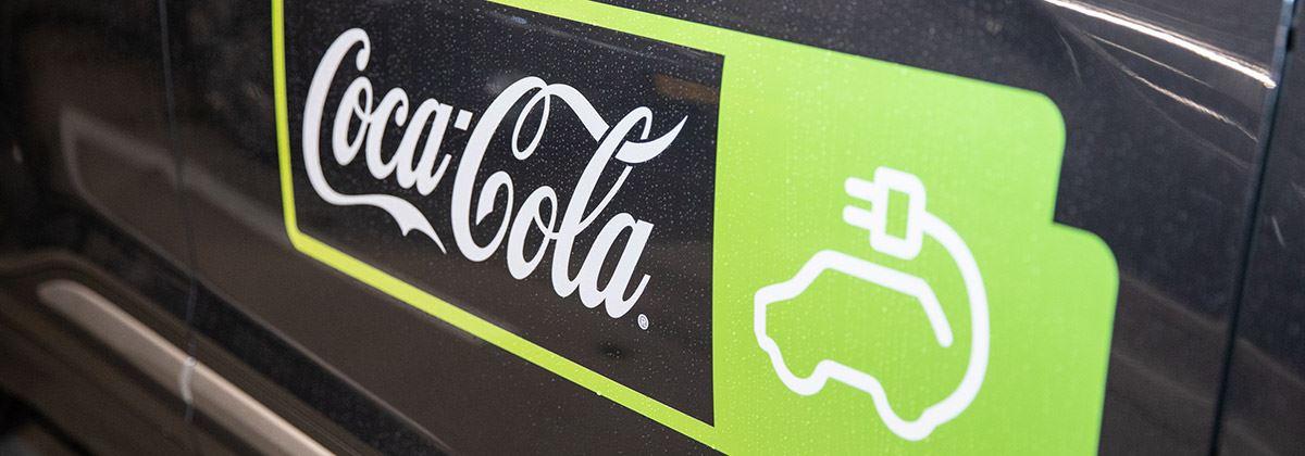 Coca-Cola European Partners Nederland kiest voor de KONA Electric
