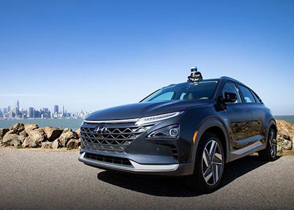 Hyundai investeert in Aurora