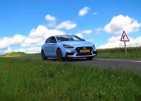 VIDEO: is de i30 Fastback N net zo leuk als de i30 N?