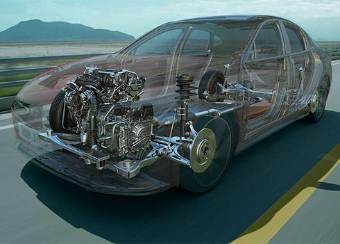Hyundai onthult motor met CVVD-klepbediening