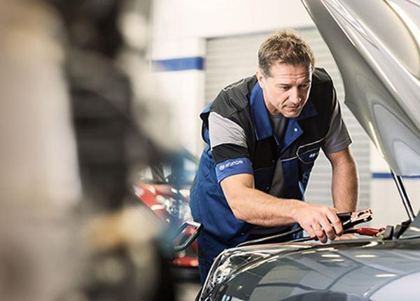 Onderhoud aan jouw elektrische auto
