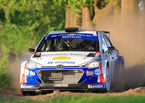 Hoge verwachtingen in GTC Rally