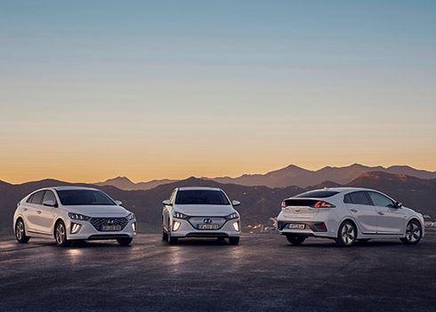 Hyundai maakt prijzen vernieuwde IONIQ bekend
