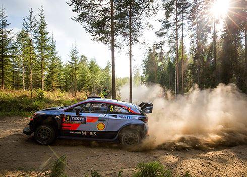 Rally van Finland: ronde 9 komt eraan!